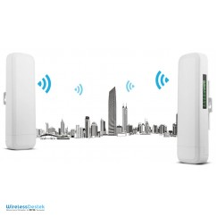 ZT830 300 Mbps Mimo 14 Dbi Antenli 2.4GHz High Power Access Point/Router